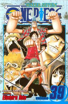 ONE PIECE GN VOL 39