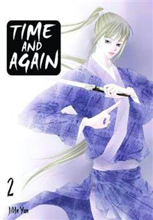 TIME AND AGAIN GN VOL 02 (C: 0-1-2)