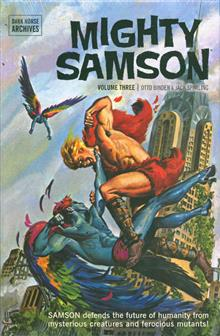 MIGHTY SAMSON ARCHIVES HC VOL 03