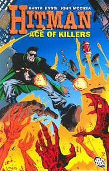 HITMAN TP VOL 04 ACE OF KILLERS NEW PTG