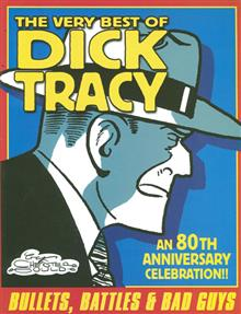 BEST OF DICK TRACY TP VOL 01 (RES) (NOTE PRICE)