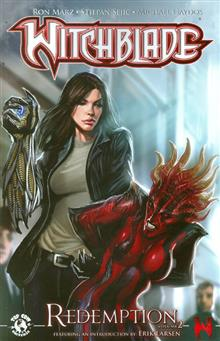 WITCHBLADE REDEMPTION TP VOL 02