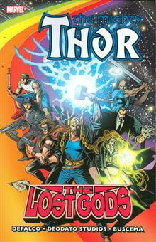 THOR LOST GODS TP
