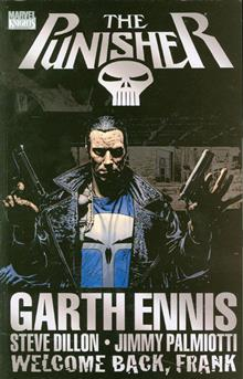 PUNISHER WELCOME BACK FRANK TP NEW ED