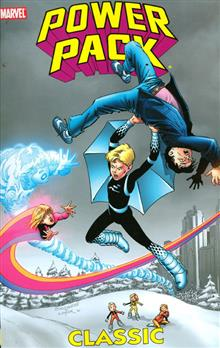 POWER PACK CLASSIC TP VOL 03