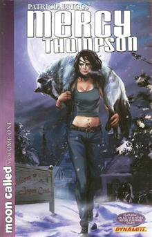PATRICIA BRIGGS MERCY THOMPSON MOON CALLED TP VOL 1