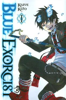 BLUE EXORCIST GN VOL 01
