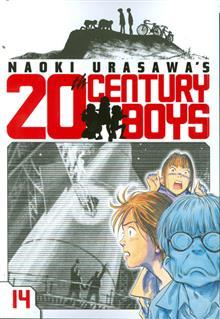 NAOKI URASAWA 20TH CENTURY BOYS GN VOL 14