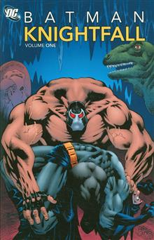BATMAN KNIGHTFALL TP NEW ED VOL 01