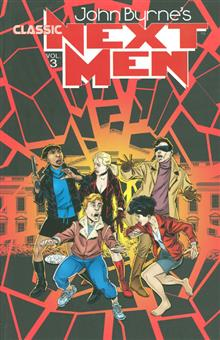 CLASSIC NEXT MEN TP VOL 03