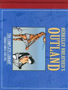 BERKELEY BREATHED OUTLAND COMP COLL HC