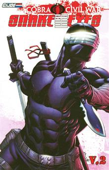 SNAKE EYES ONGOING TP VOL 02