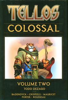 TELLOS COLOSSAL HC VOL 02