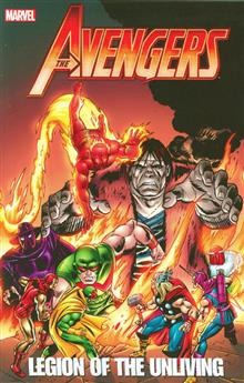 AVENGERS LEGION OF UNLIVING TP