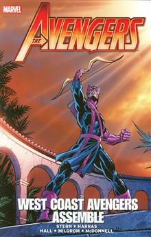 AVENGERS WEST COAST AVENGERS ASSEMBLE TP