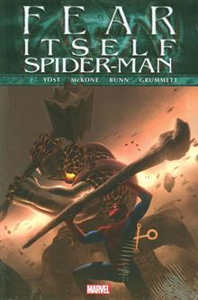 FEAR ITSELF SPIDER-MAN PREM HC