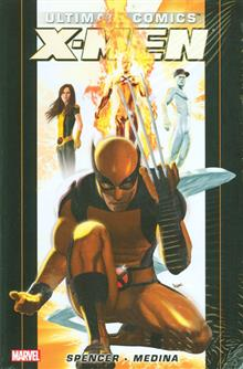 ULTIMATE COMICS X-MEN BY NICK SPENCER PREM HC VOL 01