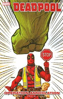 DEADPOOL TP VOL 08 OPERATION ANNIHILATION