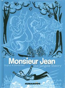 MONSIEUR JEAN SINGLES THEORY HC (MR)
