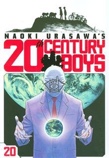 NAOKI URASAWA 20TH CENTURY BOYS GN VOL 20