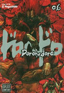 DOROHEDORO GN VOL 06 (MR)