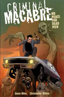 CRIMINAL MACABRE NO PEACE DEAD MEN TP