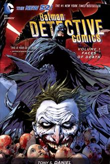 BATMAN DETECTIVE TP VOL 01 FACES OF DEATH (N52)