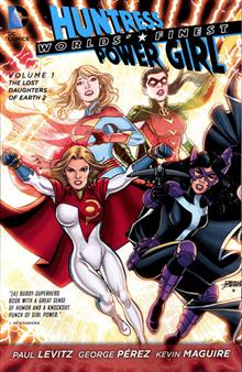 WORLDS FINEST TP VOL 01 LOST DAUGHTERS (N52)