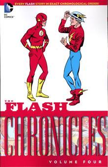 FLASH CHRONICLES TP VOL 04