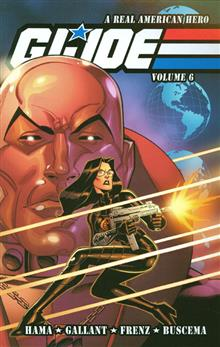 GI JOE A REAL AMERICAN HERO TP VOL 06
