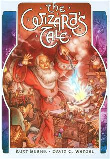 WIZARDS TALE TP