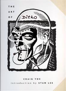 ART OF STEVE DITKO HC NEW ED