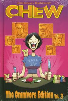 CHEW OMNIVORE ED HC VOL 03 (MR)