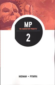MANHATTAN PROJECTS TP VOL 02