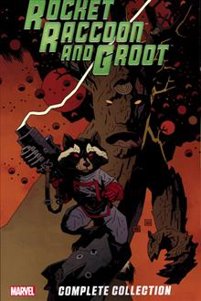 ROCKET RACCOON AND GROOT COMPLETE COLLECTION TP