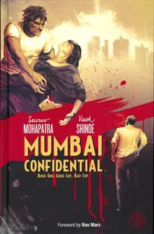 MUMBAI CONFIDENTIAL HC BOOK 01 GOOD COP BAD COP