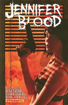GARTH ENNIS JENNIFER BLOOD TP VOL 03 (MR)