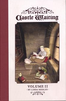 CASTLE WAITING HC VOL 02 DEFINITIVE ED
