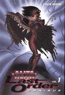 BATTLE ANGEL ALITA LAST ORDER OMNIBUS VOL 01