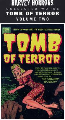 HARVEY HORRORS COLL WORKS TOMB OF TERROR HC VOL 02
