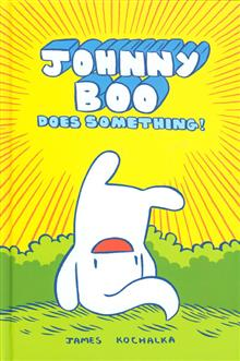 JOHNNY BOO HC VOL 05 DOES SOMETHING