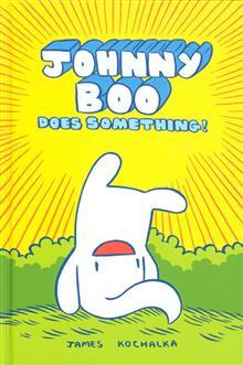 JOHNNY BOO HC VOL 05 DOES SOMETHING