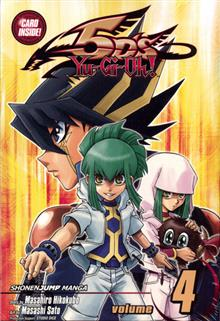 YU-GI-OH 5DS GN VOL 04
