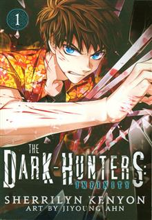 DARK HUNTERS INFINITY TP VOL 01