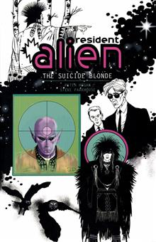 RESIDENT ALIEN TP VOL 02 SUCIDE BLONDE
