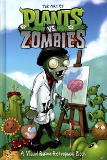 ART OF PLANTS VS ZOMBIES HC