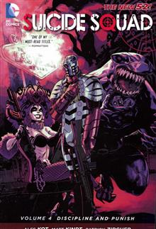 SUICIDE SQUAD TP VOL 04 DISCIPLINE AND PUNISH (N52