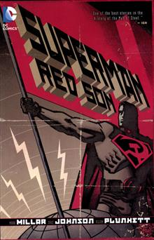 SUPERMAN RED SON TP NEW EDITION