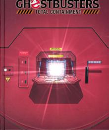 GHOSTBUSTERS TOTAL CONTAINMENT HC