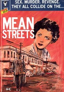 MEAN STREETS CRIME ANTHOLOGY GN